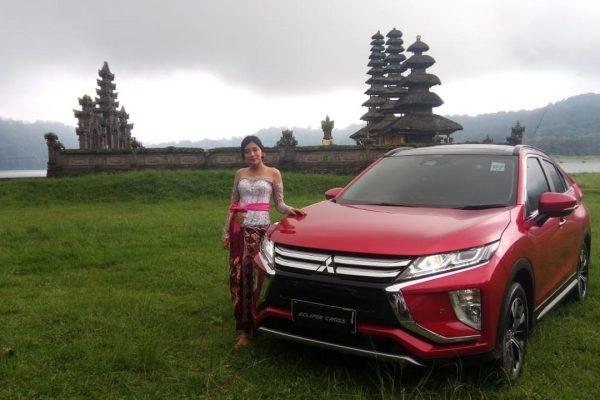 Menjajal Keunggulan Empat Mobil Baru Mitsubishi di Pulau Dewata